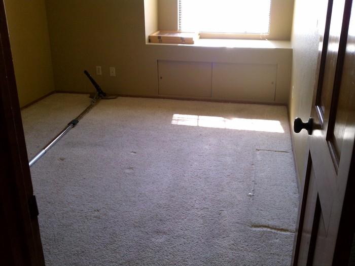 Before And After Carpet Repair Denver